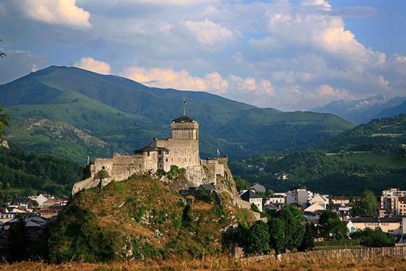 Chateau-Fort de Lourdes