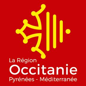 Region Occitanie - Pyrénées Méditerranée