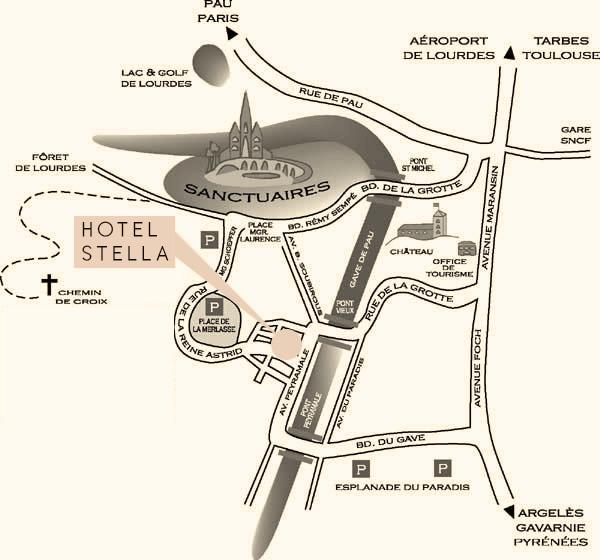 plan-hotel-stella-lourdes